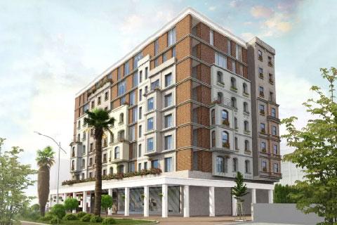 Ulusal Yatırım İnşaat-BORNEO Residence