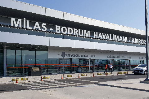 Bodrum-Milas Dış Hatlar Terminali